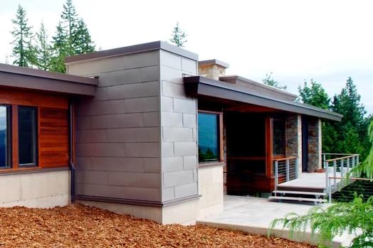 Project: Custom Home Builder Bellingham WA- Exterior
